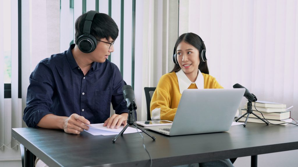 Actors in digital learning solutions
